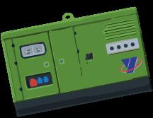発電機レンタルは発電機レンタル本舗